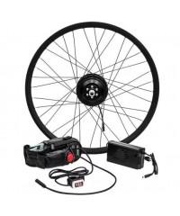 Электронабор ECOVELO для велосипеда 20/24/26/27.5/28/29 48V 350W 5,3 Ah (скорость до 40км/ч)