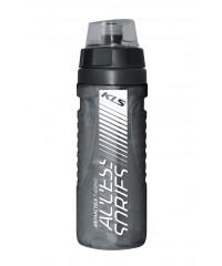 Фляга-термос KLS Antarctiсa 550 мл черный/прозрачный цвет