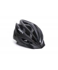 Шлем ONRIDE Mount матовый черный с козырьком