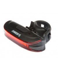 Габаритный фонарь ONRIDE Bright USB моргалка светодиодная + крепеж