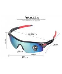 Очки велосипедные с прорезиненной пластиковой дужкой защита UV 400