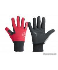 Перчатки KLS FROSTY New красные зимние