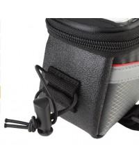 """Велосипедная сумка - чехол на раму ROSWHEEL для мобильного телефона 4.8"""" - 5"""" размер М"""