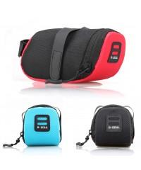 Компактная велосипедная подседельная сумка - бардачок от компании B-SOUL