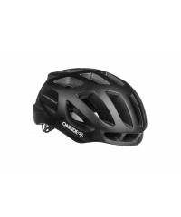 Матовый ультралёгкий велосипедный шлем ONRIDE Gate черный L (57-61 см)