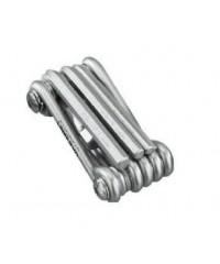 Мультитул ключ ONRIDE WAG 10 функций металл корпус