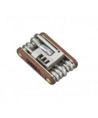Мультитул ключ ONRIDE TURN с выжимкой цепи 11 функций