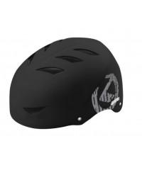 Шлем KLS JUMPER 18 черный bmx dirt skate