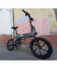 "Электро 16"" складной 250W 36V 7.8Ah li-ion Fiido ebike скутер зарядка"