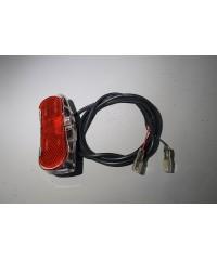 AXA slim фара задняя для динамогенератора или электровелосипеда + проводка
