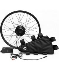 Электронабор ECOVELO для велосипеда 20/24/26/27.5/28/29 48V 350W 10.6 Ah (скорость до 40км/ч)