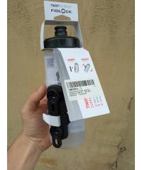 Магнитный крепеж и фляга Fidlock BIKE24 Bottle Twist Set 600 ml + Bike Base Mount
