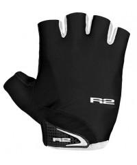 Рукавички R2 Riley колір чорно-білий