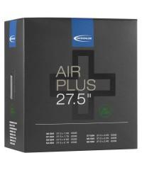 "Камера 27.5"" Schwalbe Air Plus AV 19+ (54/65-622)"