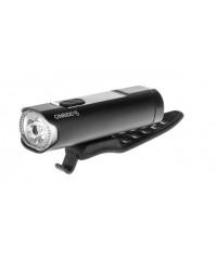 Велосипедна фара ONRIDE Rouse 20 алюміній USB