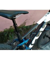 27.5 ebike Husqvarna 150мм Mountain Cross MC6 FOX Shimano электро